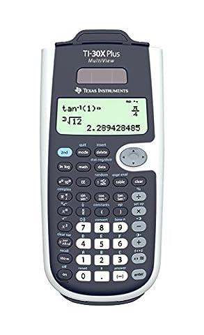Texas Instruments 30XPLMV/TBL/3E1/A TI-30X Plus Multiview Taschenrechner,