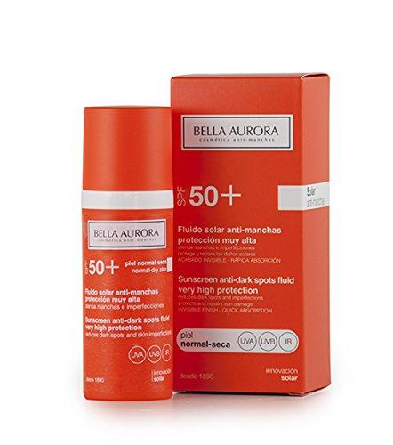 bella-aurora-fluido-solar-spf-50-antimanchas-piel-normal-seca-50-ml
