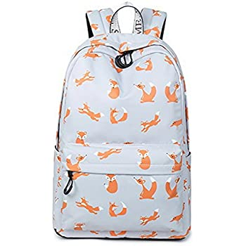 85f5fb85b0e9 Acmebon Waterproof Girl Cute School Bag Women Travel Laptop Backpack ...