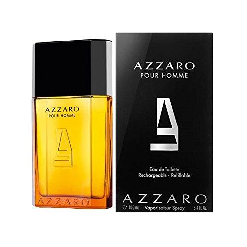 AZZAR0 pour Homme Eau de Toilette 100 ml refillable / nachfüllbar