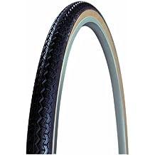 Michelin World Tour - Cubierta de ciclismo 650X35B World Tour Translucida/Negra
