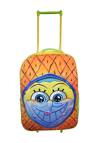 Image of Sambro Spongebob Squarepants Trolley Bag