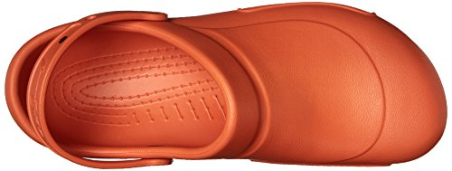 Crocs Bistro, Sabots Mixte Adulte Orange (Orange)