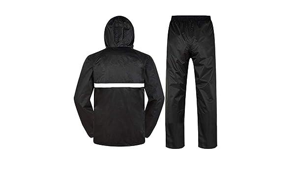 Ynport Crefreak Ext/érieur Homme//Femme Combinaison imperm/éable /à Capuche /Étanche /à leau de Pluie -Camouflage