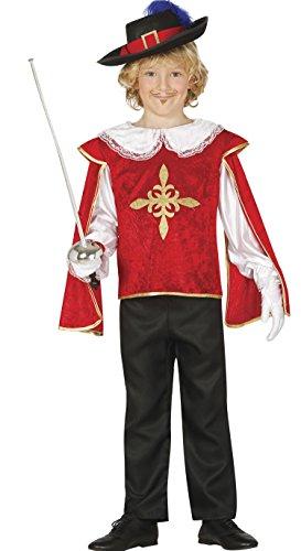 3–4Jahre Musketier, U (83376.0) (Drei Musketiere Kostüme Für Kinder)