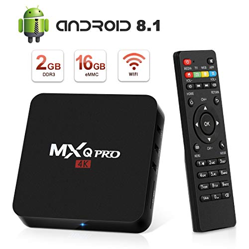 Android 8.1 TV Box 2GB RAM+16GB ROM