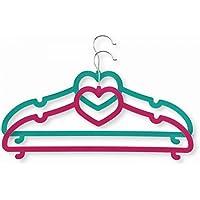 Kleiderbügel Beflockt suchergebnis auf amazon de für velour kleiderbügel