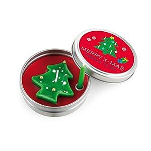 Donkey Kerze in Blechdeckeldose, Merry Xmas, Candle to go, 220457