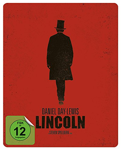 Lincoln Steelbook (exklusiv bei Amazon.de) [Blu-ray]