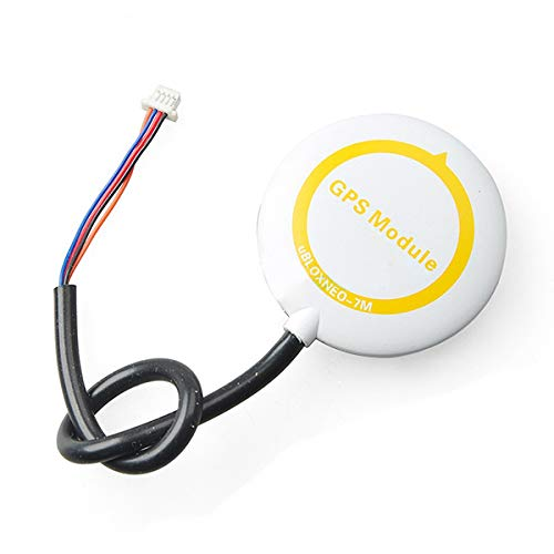 KINGDUO Módulo GPS Ublox Mini De 7 M para Controlador De Vuelo Cc3D F3 F4 para Carreras De FPV RC Aviones No Tripulados
