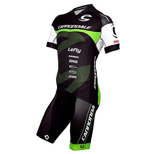 Strgao 2016 Herren Pro Rennen Team Cannondale MTB Radbekleidung Radtrikot Kurzarm und Radhosen Anzug Cycling Jersey Shorts suit -