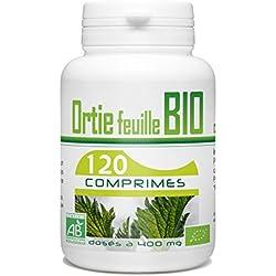 Ortie Feuille Bio - 400 mg - 120 Comprimés