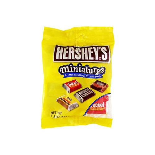 hersheys-chocolate-miniatures-53-oz-150g