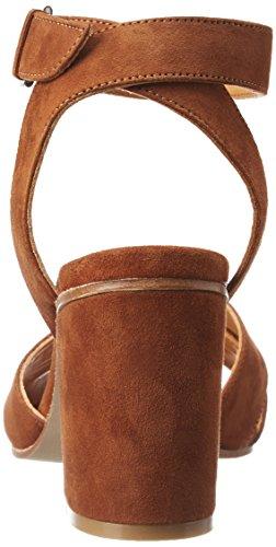 Atelier Voisin - Sonya 12429, Laccetto alla caviglia Donna (Cognac)