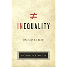 Inequality – What Can Be Done?