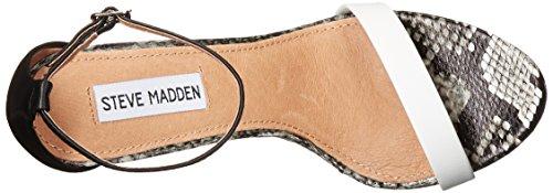 Steve Madden Damen Stecy Sandalen White / Multi