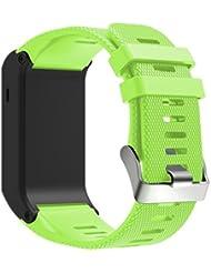Garmin vivoactive HR Armband, OverDose Neue Art und Weise Sport-Silikon-Armband-Bügel-Band für Garmin Vivoactive HR