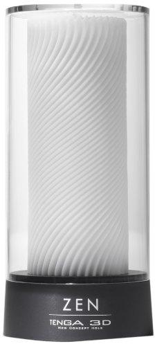 Tenga 3D Zen wiederverwendbarer Masturbator, 11,5 cm