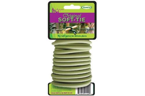 Tierra Garden 50-3010Haxnicks Slim Soft Krawatte, 26,3', grün Tie Krawatte Krawatten