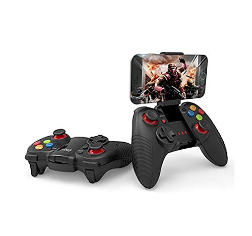 YMNL Bluetooth Wireless Controller Mobile Game Supports Android/ios/mac OSX/Win Xp/7/8/10 Platform Gamepad, Game Controller Device for Game Lovers -