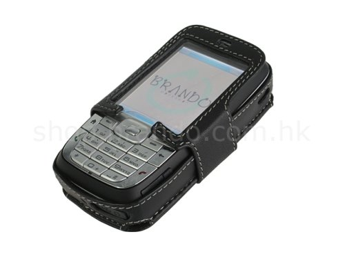 Brando Ledertasche für HTC Vox S710, Vodafone VDA V, Vodafone v1415, Dopod C500, Orange SPV E650