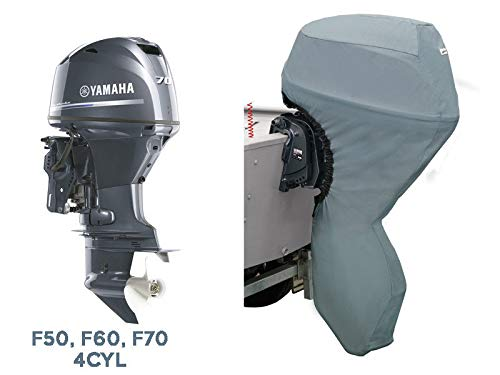 Oceansouth Outboard Motor Couverture complète pour Yamaha (50-70HP 20
