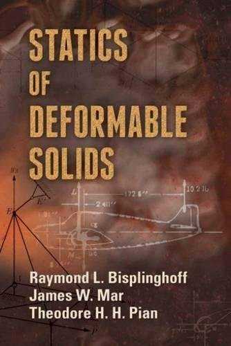 Statics of Deformable Solids (Dover Books on Engineering) por Raymond Bisplinghoff