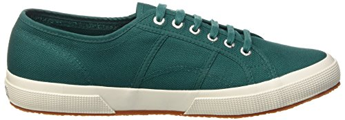 Superga Unisex-Erwachsene 2750 Cotu Classic Low-Top Verde (Green (Green Teal))