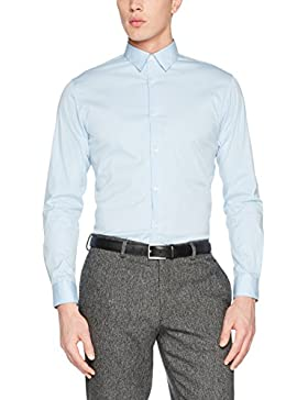 SELECTED HOMME Shdonephil Shirt Ls Noos, Camicia Formale Uomo