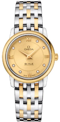 Omega - Womens Watch - 42420276058001