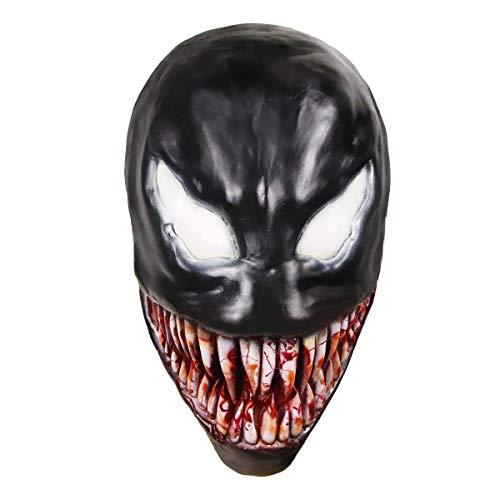 - Halloween Maskerade Masken