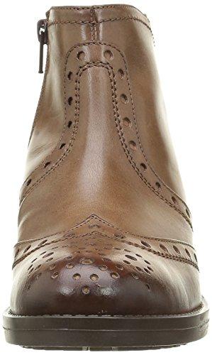 Donna Piu Damen 8224 Lia Stiefel & Stiefeletten Braun - Marron (Tequila Brandy)
