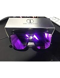 845b48488ff Amazon.co.uk  Purple - Sunglasses  Clothing
