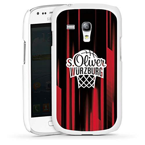 DeinDesign Hülle kompatibel mit Samsung Galaxy S3 Mini Handyhülle Case s. Oliver Würzburg Basketball Merchandise Fanartikel (Mini Samsung Basketball Case S3)