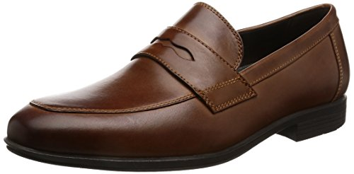 Rockport Herren SC Penny Slipper, Braun (Brown Le), 42 EU