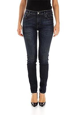 GFP209BLEU Prada Jeans Women Cotton Blue