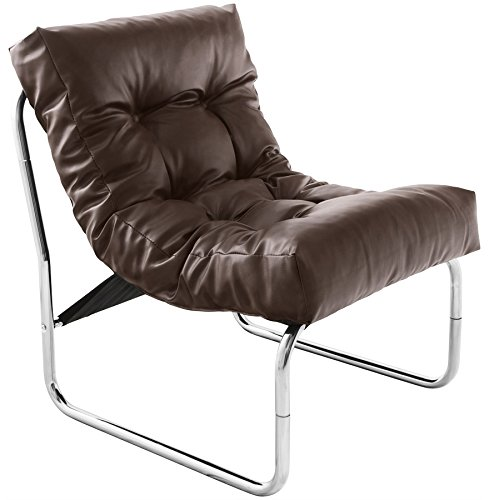 Alterego – Lounge-Sessel \'Loft\' Braun