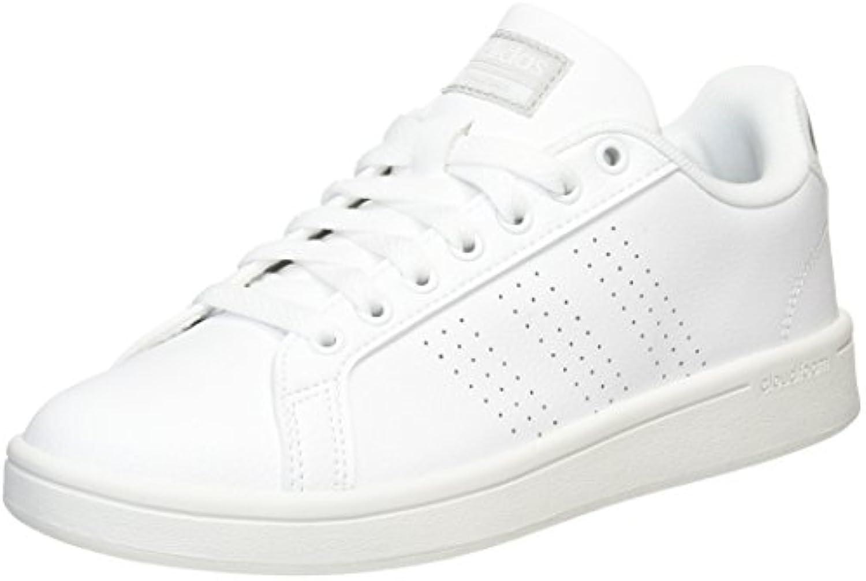 UomoDonna adidas Originals Advantage CL Mid Bianco