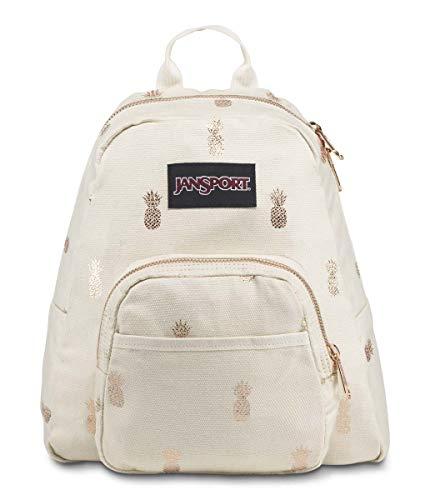 JanSport Mini-Rucksack, halbes Pint, Unisex-Erwachsene (nur Gepäck), FX-Isabella Pineapple, One_Size - Isabella-stoff