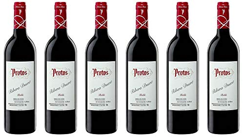 6x Roble 2018 - Weingut Bodegas Protos, Ribera del Duero - Rotwein