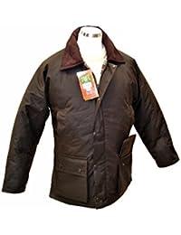 Hunter Outdoor Horseman Unisex Wax Jacket