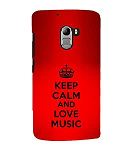 ifasho Designer Phone Back Case Cover Lenovo Vibe K4 Note :: Lenovo K4 Note A7010a48 :: Lenovo Vibe K4 Note A7010 ( Stay High Keep Tripping Quotes )