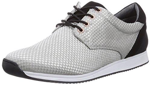 Vagabond Kasai, Low-Top Sneaker donna, Grigio (Grigio (grigio)), 39