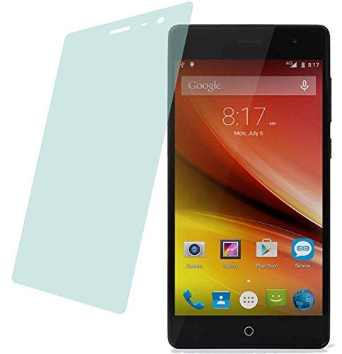 4ProTec Elephone Trunk (2 Stück) Premium Bildschirmschutzfolie Displayschutzfolie ANTIREFLEX Schutzhülle Bildschirmschutz Bildschirmfolie Folie