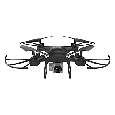 Jersh? Remote Control Drone, 2019 KY101W Fixed High Four-Axis Aircraft 110 ° Wide Angle 2 Million Wifi Real-Time Aerial Drone Super Large Remote Control Aircraft Resistance To Falling