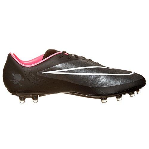 Nike - Hypervenom Phatal Fg, Scarpe Da Calcio da uomo Black/Hyper Punch/White