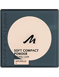 Manhattan 16918 Soft Compact Powder 1, naturelle