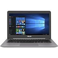 Asus Zenbook UX310UA-FC694T 33,7 cm (13,3 Zoll FHD matt) Notebook (Intel Core i5-7200U, 8GB RAM, 256GB SSD, Intel HD Graphics, Win 10) grau
