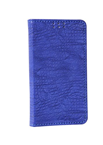D.rD Artificial Leather Mobile Flip Cover For LENOVO S 850 (Blue)  available at amazon for Rs.299