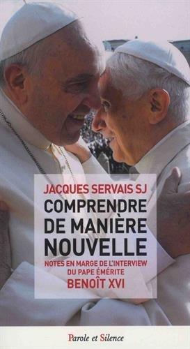 Comprendre de manière nouvelle : Notes en marge de l'interview du pape émérite Benoît XVI